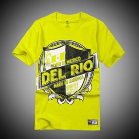 """阿尔贝托Alberto Del Rio """"Viva Del Rio"""" 短袖T恤"""