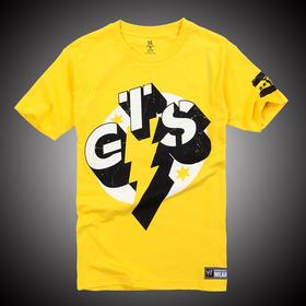 WWE 正品 朋克CM Punk GTS 短袖T恤