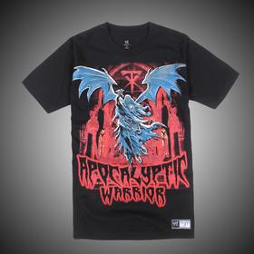 送葬者Undertaker Apocalyptic Warrior 短袖T恤