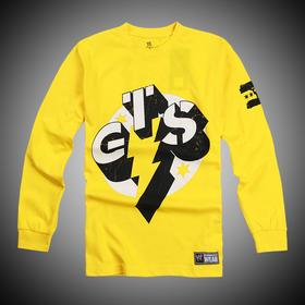 朋克CM Punk GTS 长袖T恤