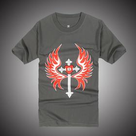 肖恩·迈克Shawn Michaels Rise Above 短袖T恤