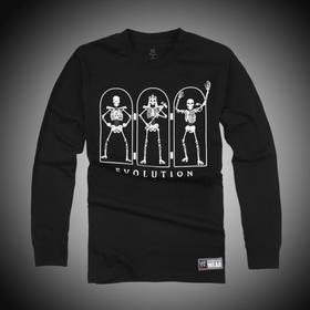 进化军团Evolution Adapt or Perish 长袖T恤