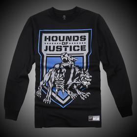 圣盾The Shield Hounds of Justice 长袖T恤