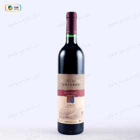 长城干红葡萄酒 出口型精选级宝石解百纳干红葡萄酒 750ML 红酒