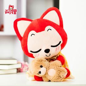 阿狸毛绒-童年梦抱抱熊 重温童年的温暖
