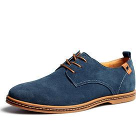 okko大码潮鞋英伦板鞋K01