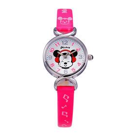 【迪士尼】儿童手表 米奇头卡通女表DC-54050