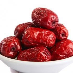 新疆 若羌红枣 西域特级红枣  500克装