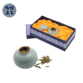 """""""绿谷伯温""""茶—陶瓷罐"""