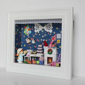 【为思礼 智趣屋】DIY小屋 梦想之旅 创意节日礼物 倾情珍贵生日礼物