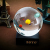 【为思礼 ZOYO】八大天体水晶球 水晶摆件 创意时尚家居摆饰 商品缩略图2