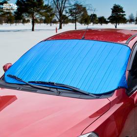阿童木加大加厚汽车遮阳挡 冬季车用雪挡 两用遮阳挡雪 防霜防冻