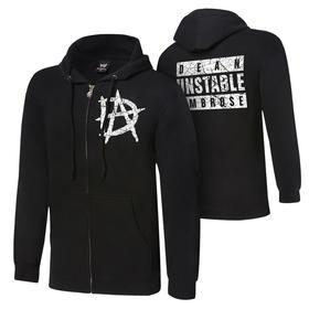 WWE正品 迪恩·安布罗斯Dean Ambrose Unstable Lightweight youth Raglan 帽衫卫衣