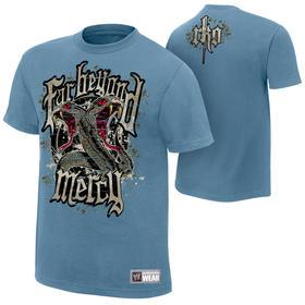 兰迪·奥顿Randy Orton Far Beyond Mercy 短袖T恤