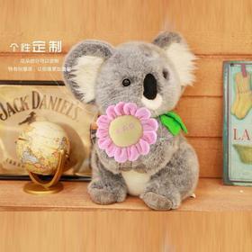 国母同款考拉毛绒玩具—情人节最好的礼物,包邮哦~