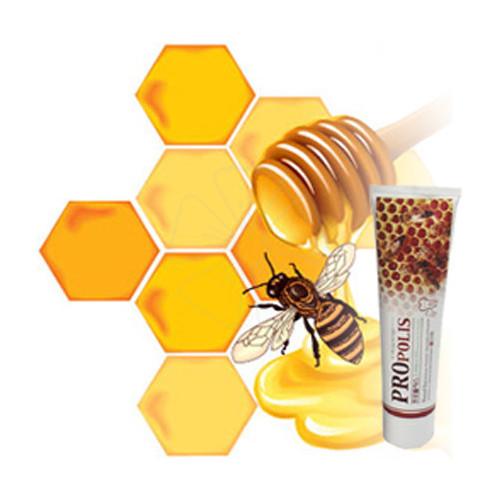 韩国进口 nano 蜂蜜精华牙膏 美白 去牙渍 抗菌