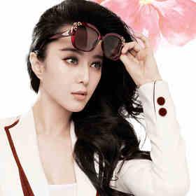 美视眼镜 prsr帕莎太阳镜女2015新款范冰冰同款太阳眼镜 正品 60050