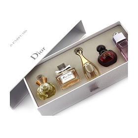 Dior香水五件套装礼盒  5ml*5