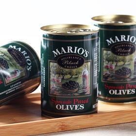 西班牙原装进口 玛利欧无核黑橄榄