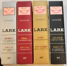 日本小林制药 SUNSTAR 牙膏 三诗达牙膏
