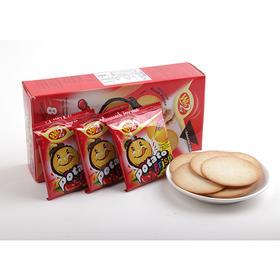 马来西亚进口休闲零食 赢赢番茄味薄脆饼干