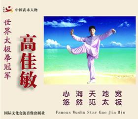 中国武术人物--高佳敏(1VCD)