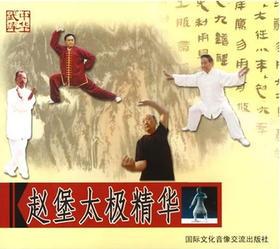赵堡太极精华(2VCD)