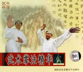 武术掌法精华(2VCD)