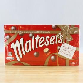 澳洲麦丽素麦提莎Maltesers巧克力豆360g