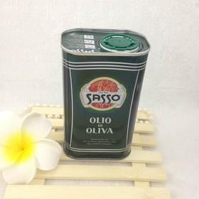 意大利百年精品 sasso特级初榨橄榄油  500ml