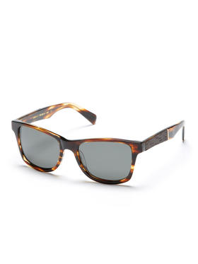 Shwood 坎比玳瑁旅行者眼镜