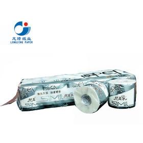 丝美乐SD1140 典雅系列 有芯卷筒纸卫生纸10卷/提 *3