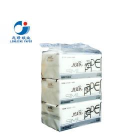 丝美乐SD5200 面巾纸软抽 200抽/包  共9包  3提