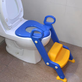 童佳贝贝 儿童坐便器 宝宝马桶梯 小孩马桶圈幼儿座便器盆折叠椅