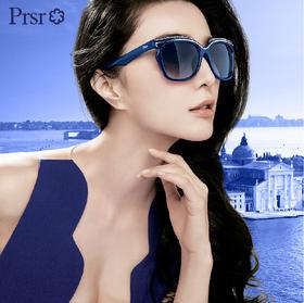 美视眼镜 帕莎太阳镜范冰冰同款复古墨镜2015新款 太阳眼镜  60052