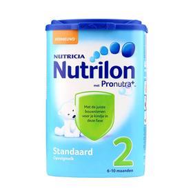 【保税仓发货】荷兰牛栏Nutrilon奶粉 2段(6-10个月)850g【保税商品需上传身份信息】