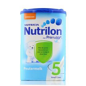 【保税仓发货】荷兰牛栏Nutrilon奶粉 5段(2-3岁)800G