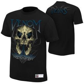 兰迪·奥顿Randy Orton Venom In My Veins 短袖T恤