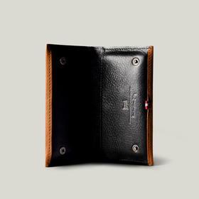 Hardgraft 手工牛皮iPhone 6手机包|褐色(英国)