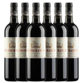 法国原装进口  小龙船干红葡萄酒