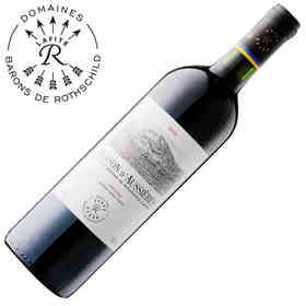 法国原装进口  拉菲·奥希耶徽纹红葡萄酒