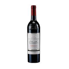 法国原装进口  贵玫瑰古堡干红葡萄酒