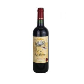 法国原装进口  罗克福(伯爵)干红葡萄酒