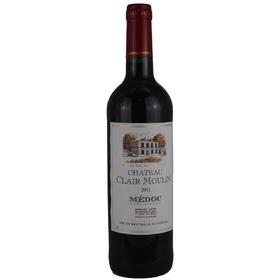 法国原装进口  克莱风车古堡干红葡萄酒