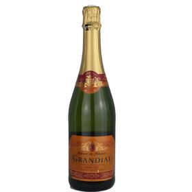 法国原装进口  格朗蒂半干白葡萄酒