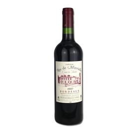 法国原装进口  曼威尔典藏干红葡萄酒