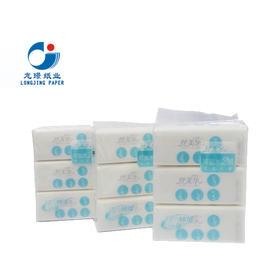 9包丝美乐 品位系列 高端可湿水 抽取式面巾纸软抽 200抽/包 SP5200