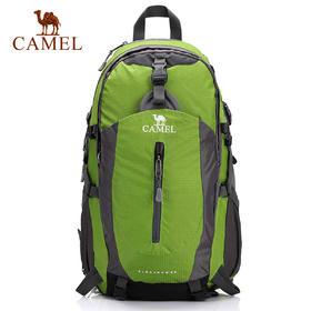 【热销6万件】CAMEL骆驼户外登山包 双肩男女旅行背包 徒步野营包1F01018