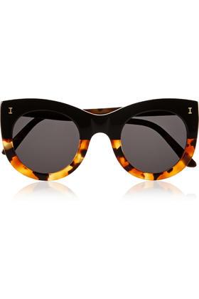ILLESTEVA Boca 猫眼太阳眼镜