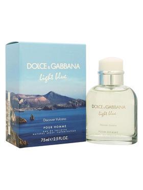 Dolce & Gabbana 淡蓝色火山探索之旅香水(4.2OZ)
